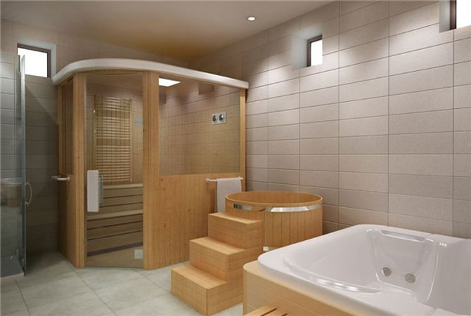 Дизайн ванной 1.5 на 1.3 фото