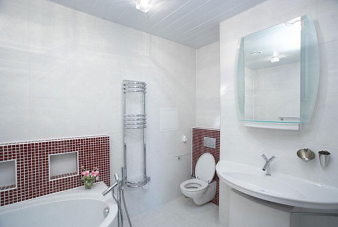Простая ванная